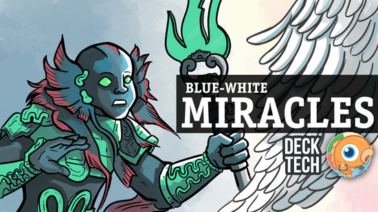 Image for Instant Deck Tech: UW Miracles (Modern)