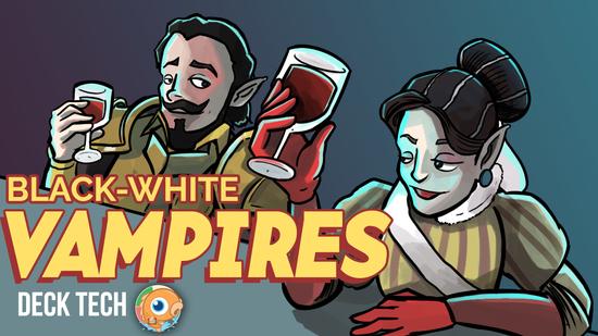 Image for Instant Deck Tech: WB Vampires (Standard)