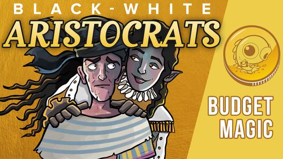 Image for Budget Magic: $90 (53 tix) WB Aristocrats (Standard)