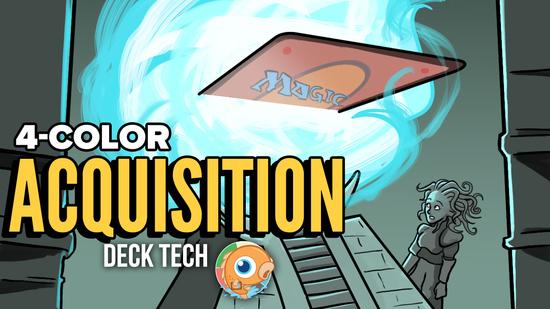 Image for Instant Deck Tech: Four-Color Acquisition (Standard)
