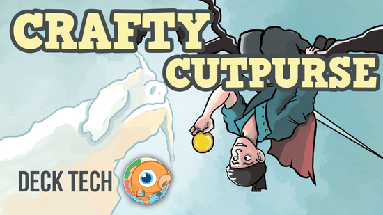 Image for Instant Deck Tech: Crafty Cutpurse (Modern)