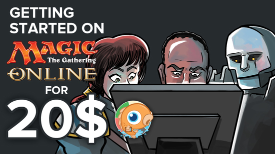 Image for Getting Started on Magic Online for $20 (2018 Edition)
