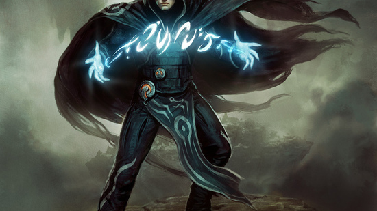 Jace the mind sculptor mtg planeswalker art