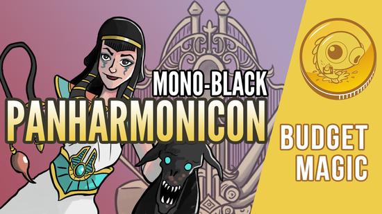 Image for Budget Magic: $81 (51 tix) Mono-Black Panharmonicon (Standard)