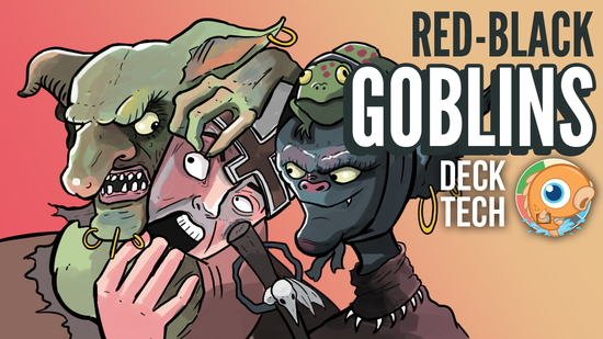 Image for Instant Deck Tech: RB Goblins (Modern)