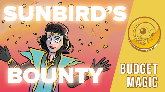 Image for Budget Magic: $64 (34 tix) Sunbird's Bounty (Standard)