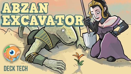 Image for Instant Deck Tech: Abzan Excavator (Standard)
