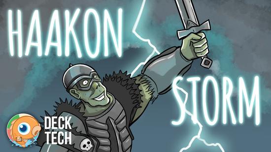 Image for Instant Deck Tech: Haakon Storm (Modern)