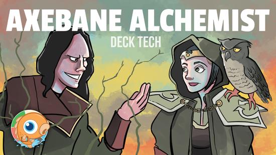 Image for Instant Deck Tech: Axebane Alchemist (Pauper)