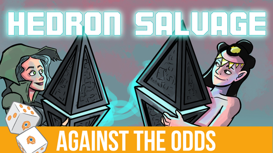 Image for Against the Odds: Hedron Salvage (Modern)