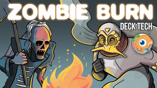 Image for Instant Deck Tech: Zombie Burn (Pauper)