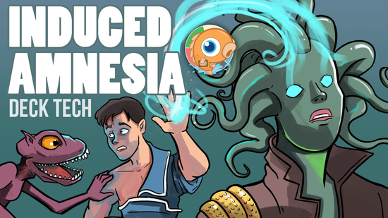 Image for Instant Deck Tech: Induced Amnesia (Modern)