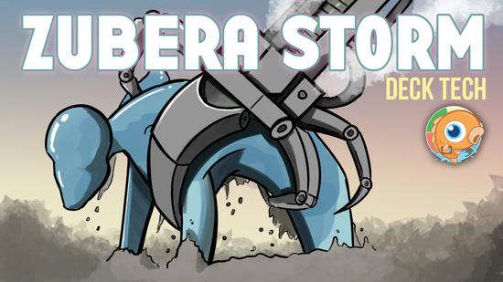 Image for Instant Deck Tech: Zubera Storm (Pauper)