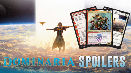 Image for Dominaria Spoilers — March 21, 2018 | New Frames!