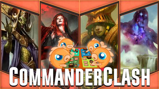 Image for Commander Clash S4 Episode 22: History of Magic (Kaalia vs. Kruphix vs. Pharika vs. Sidisi)