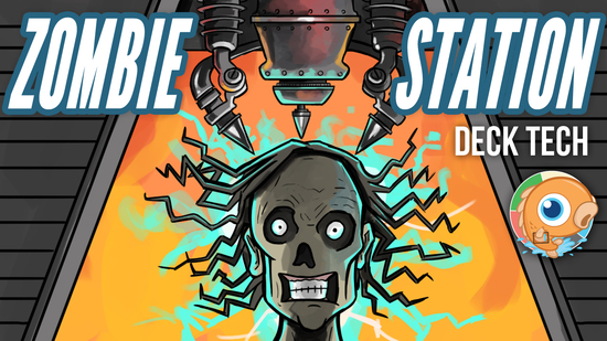 Image for Instant Deck Tech: Zombie Station (Modern)