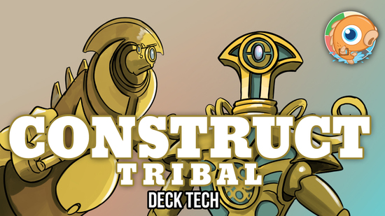 Image for Instant Deck Tech: Construct Tribal (Standard)