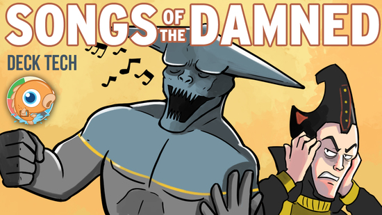 Image for Instant Deck Tech: Songs of the Damned (Pauper)