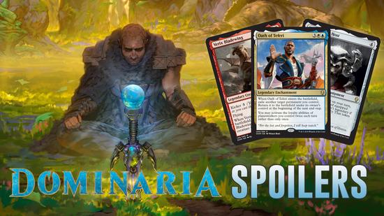 Image for Dominaria Spoilers — April 5, 2018 | More Legendaries