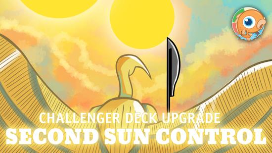 Second sun control