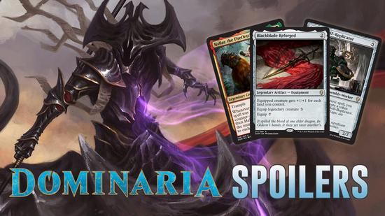Image for Dominaria Spoilers — April 10, 2018 | Mishra's Self-Replicator