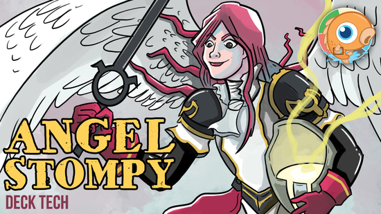 Image for Instant Deck Tech: Angel Stompy (Legacy)