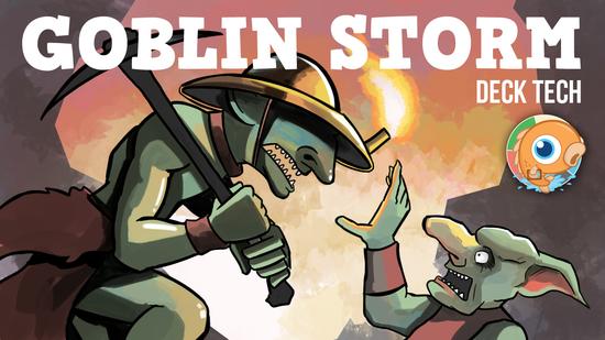 Image for Instant Deck Tech: Goblin Storm (Modern)