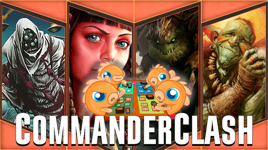 Image for Commander Clash S4 Episode 26: Mono Color (Braids, Shirei, Squee, Thrun)