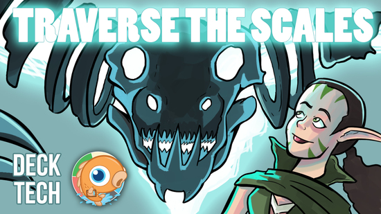 Image for Instant Deck Tech: Traverse the Scales (Modern)