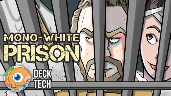 Image for Instant Deck Tech: Mono-White Prison (Standard)
