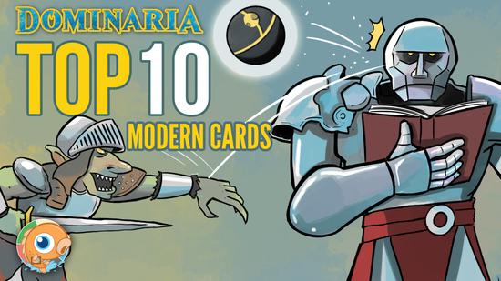 Dominaria top 10 modern