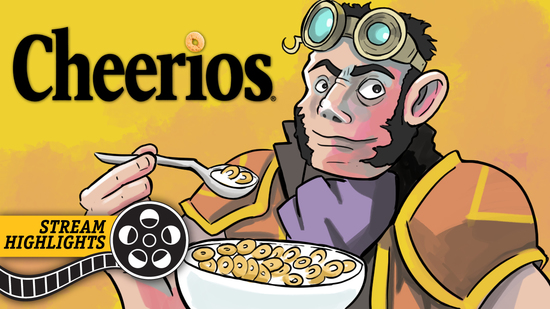 Cheerios stream highlights