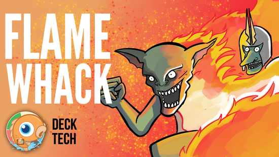 Image for Instant Deck Tech: Flame Whack (Modern)