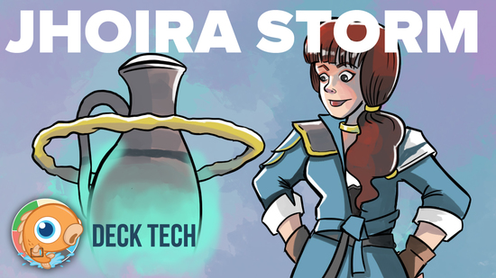 Image for Instant Deck Tech: Jhoira Storm (Standard)