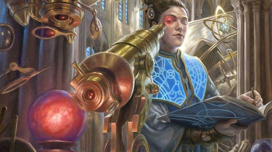Divination dominaria mtg art
