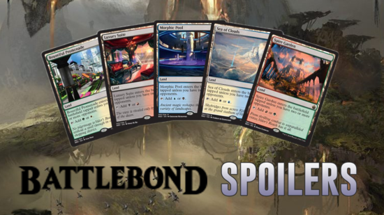 Weekly Update (May 13): M19, Battlebond Spoilers, Commander