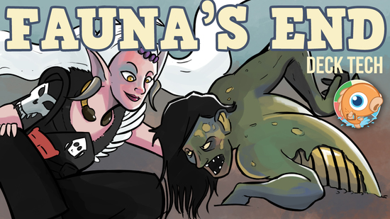 Image for Instant Deck Tech: Fauna's End (Modern)