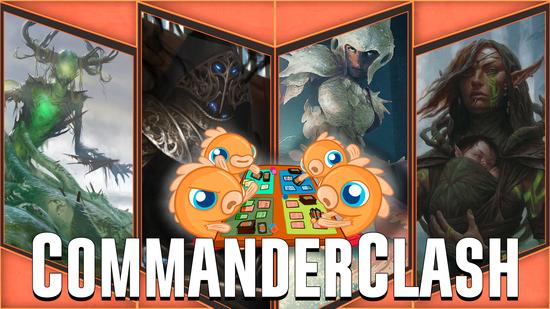 Image for Commander Clash S4 Episode 30 (Sort Of): Muldrotha vs. Gonti vs. Marwyn vs. Jori En