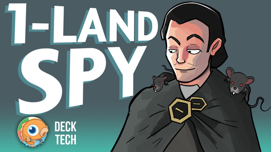 Image for Instant Deck Tech: One Land Spy (Pauper)