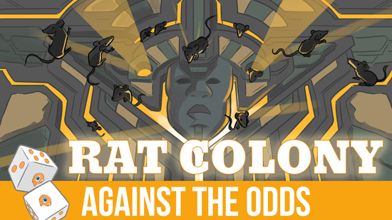 Image for Against the Odds: Rat Colony (Standard)