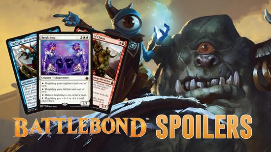 Image for Battlebond Spoilers — May 25, 2018 | Brightling, Zndrsplt, Okaun, Complete Spoilers