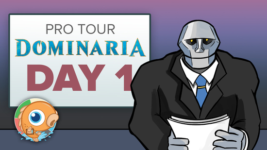 Pro tour dominaria day1