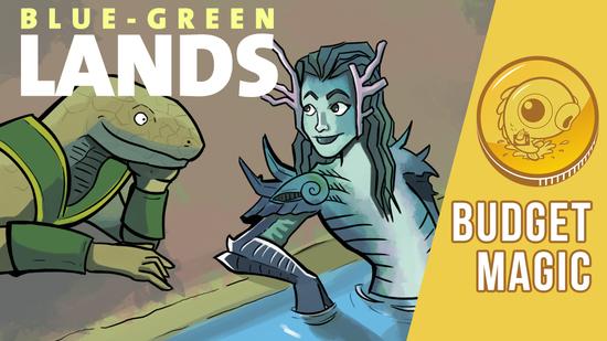 Image for Budget Magic: $96 (41 tix) UG Lands (Standard)