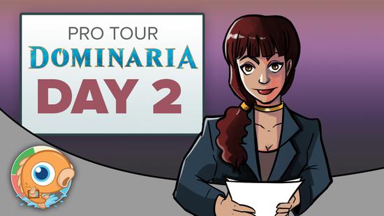 Pro tour dominaria day2