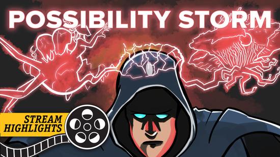 Possibility storm highlights