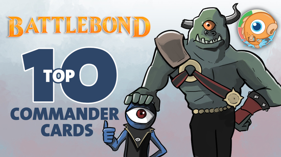 Battlebond top10 commander