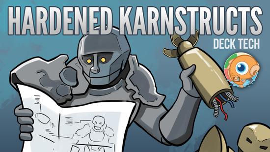 Image for Instant Deck Tech: Hardened Karnstructs (Modern)