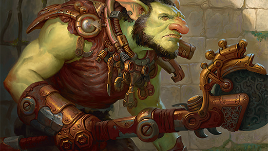 Image for Goblin Tribal Is Back! (Exclusive Core Set 2019 Preview)