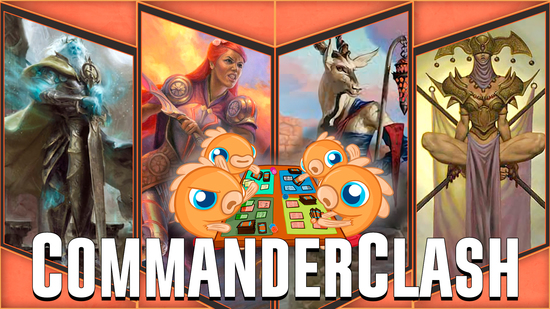 Image for Commander Clash LIVE! from Grand Prix Vegas