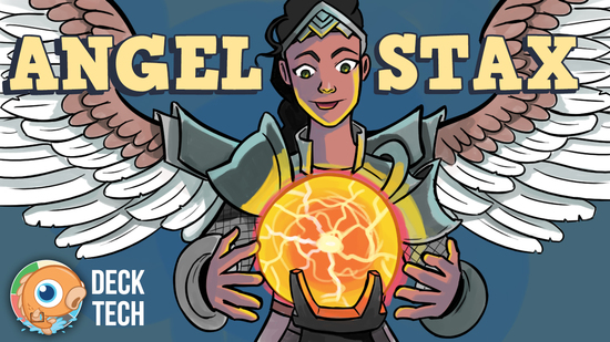 Image for Instant Deck Tech: Angel Stax (Modern)